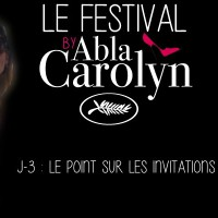 festival de cannes le point sur les invitations aux soir es. Black Bedroom Furniture Sets. Home Design Ideas