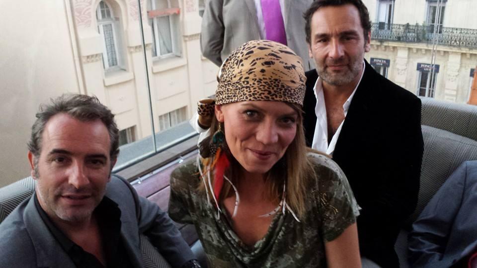 Jean dujardin jean paul belmondo pour une soir e for Dujardin et lellouche