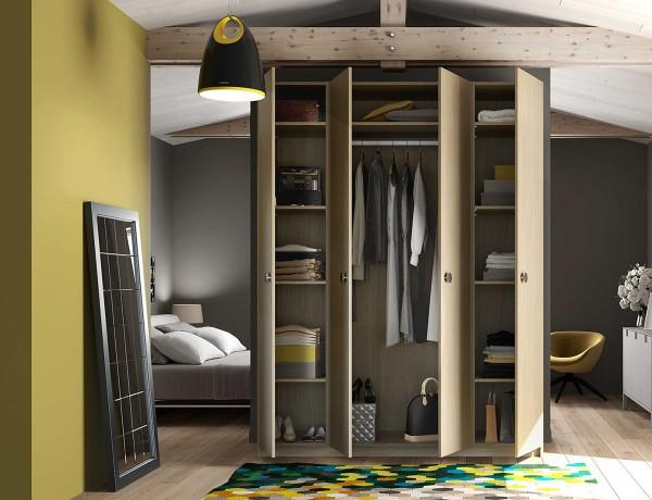 armoire dressing petit espace