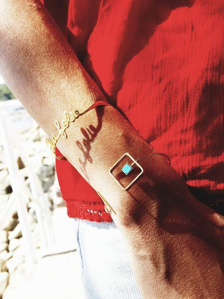 bracelet à la folie