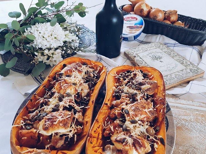 butternut farcie au bon go t d italie recettes blogueuse mode nice ablacarolyn. Black Bedroom Furniture Sets. Home Design Ideas