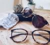 Nouvelle paire de lunettes pour une nouvelle vue!