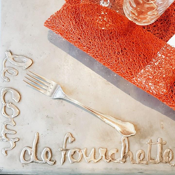 coup-de-fourchette