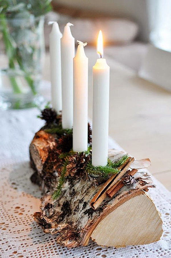 Deco tendance no l 2016 d co sapin et art de la table blogueuse mode n - Idee decoration noel ...