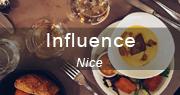 influence nice