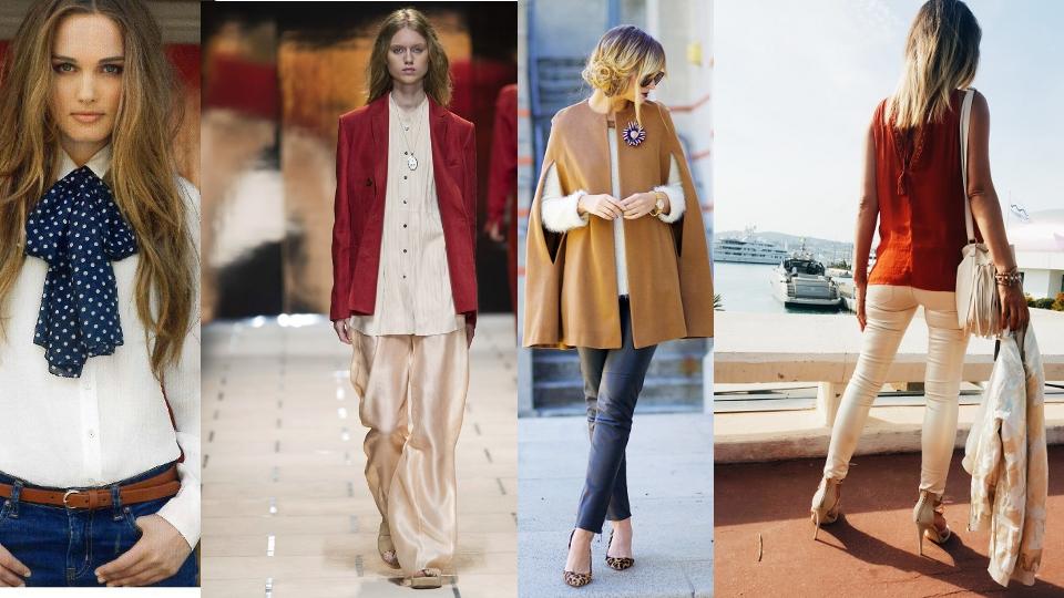 mode tendance automne 2016