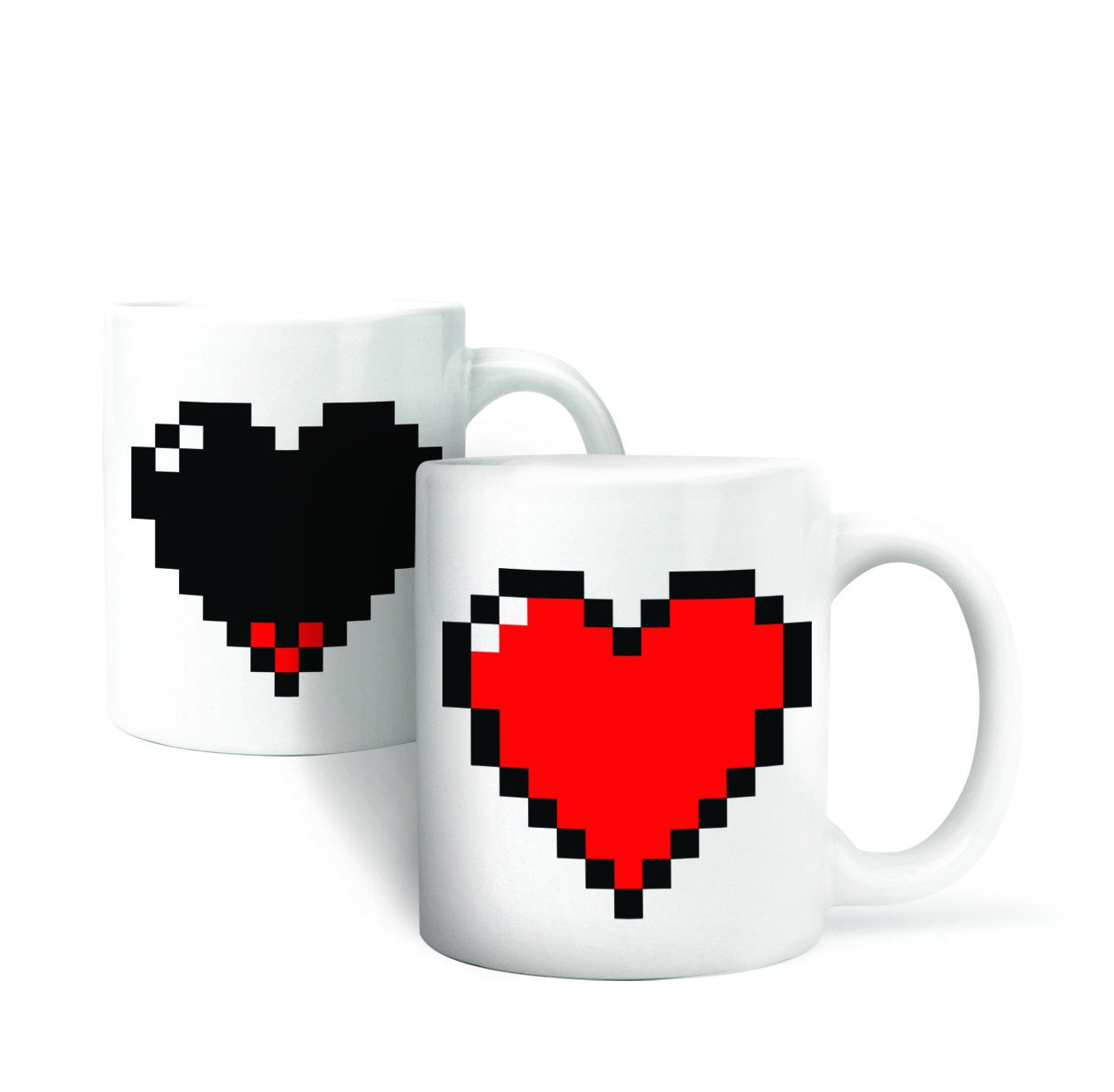 mug coeur st valentin