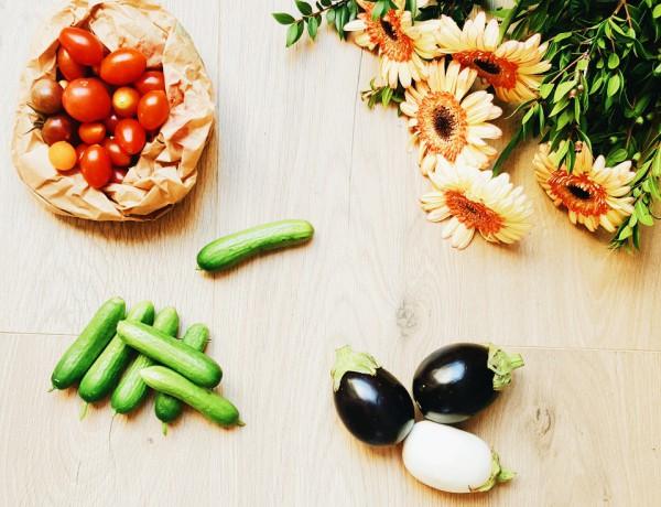légumes healthy pour la rentrée