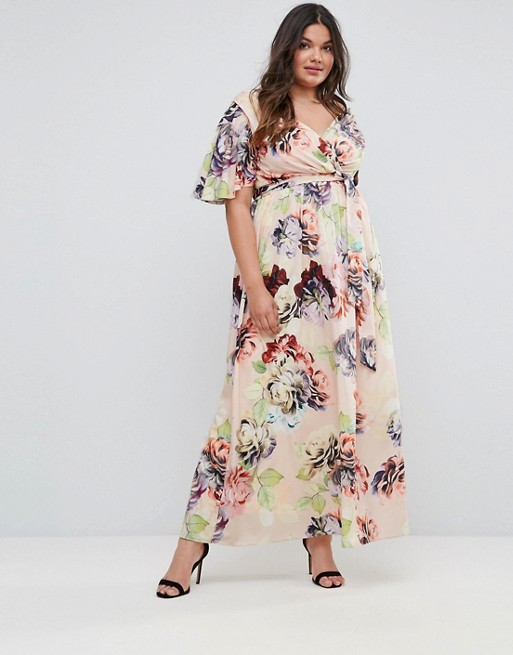 robe boheme grande taille