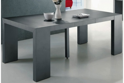 console extensible groupon latest montage finlal table. Black Bedroom Furniture Sets. Home Design Ideas