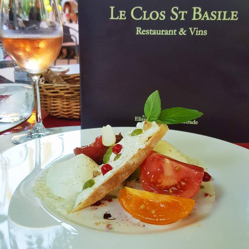 tomate-mozzarella-clos-saint-basile-mougins