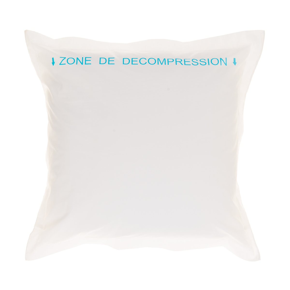 zone de decompression - oreiller