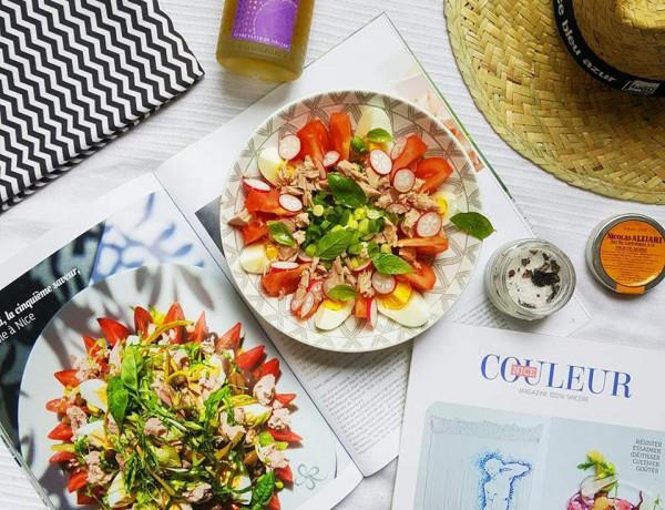 salade niçoise umami