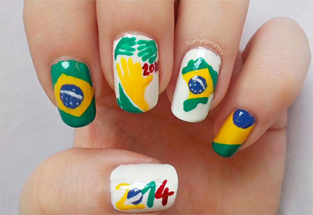 25-FIFA-World-Cup-2014-Brazil-Nail-Art-Designs-Ideas-Trends-Stickers-Flags-Nails-4