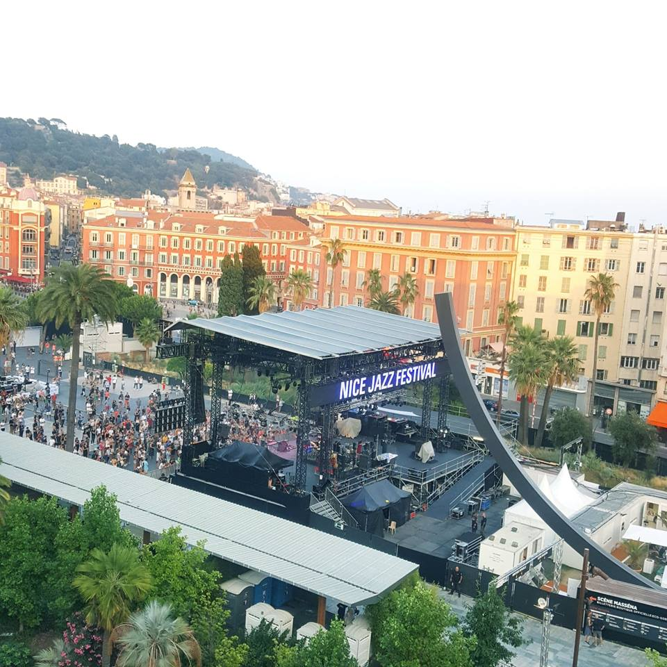 Nice Jazz Festival haut