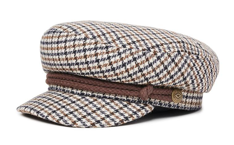 casquette laine marin