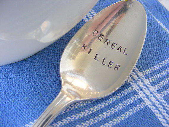 Cereal Killer - Etsy