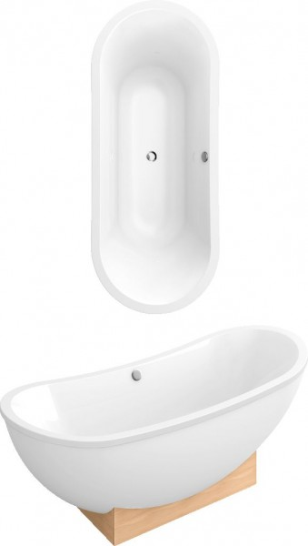 ISI160166-1-Baignoire-lot-Villeroy-et-Boch-My-Nature-1900-x-800-x-485-mm-ovale-Star-White-UBA1-1_600x600