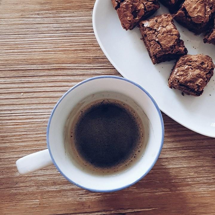 café-brownie
