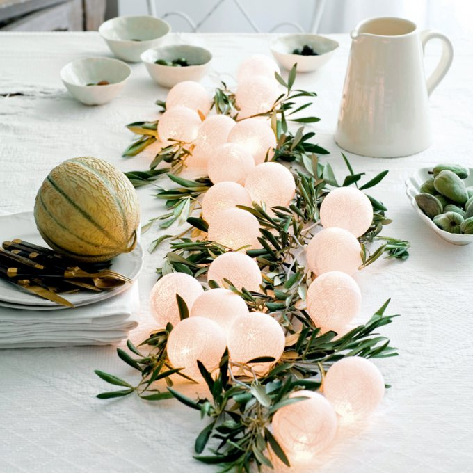 deco table provence