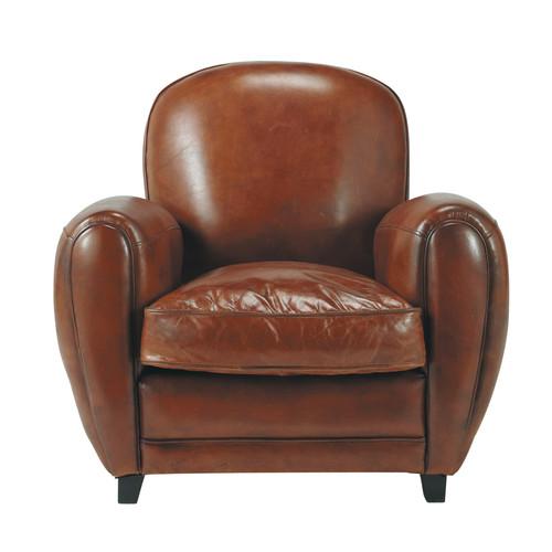 fauteuil-cuir-maison-du-monde