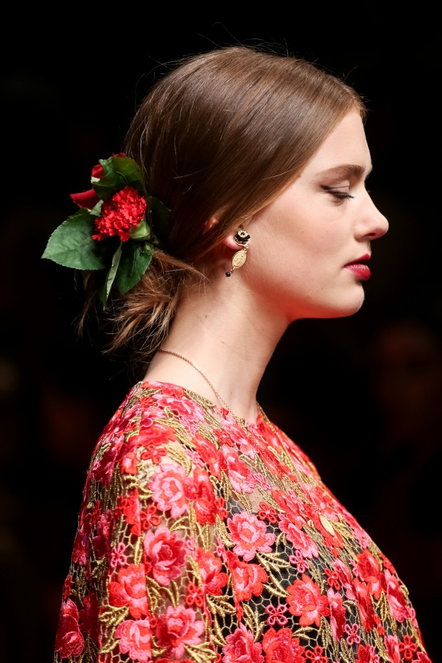 Pixelformula summer 2015 ready to wear Milan Womenswear Beaute Beauty Dolce Gabbana