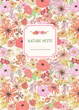 notebook fall in design