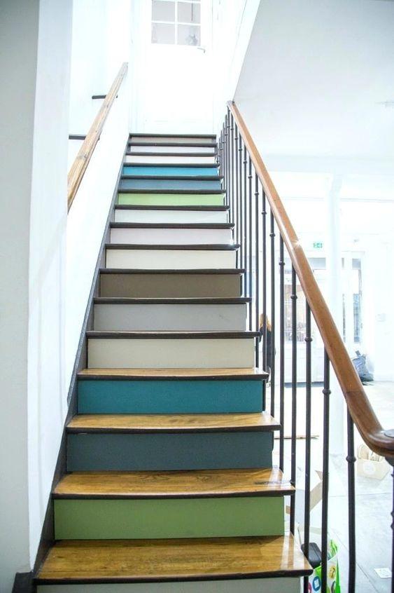 peinture-escalier