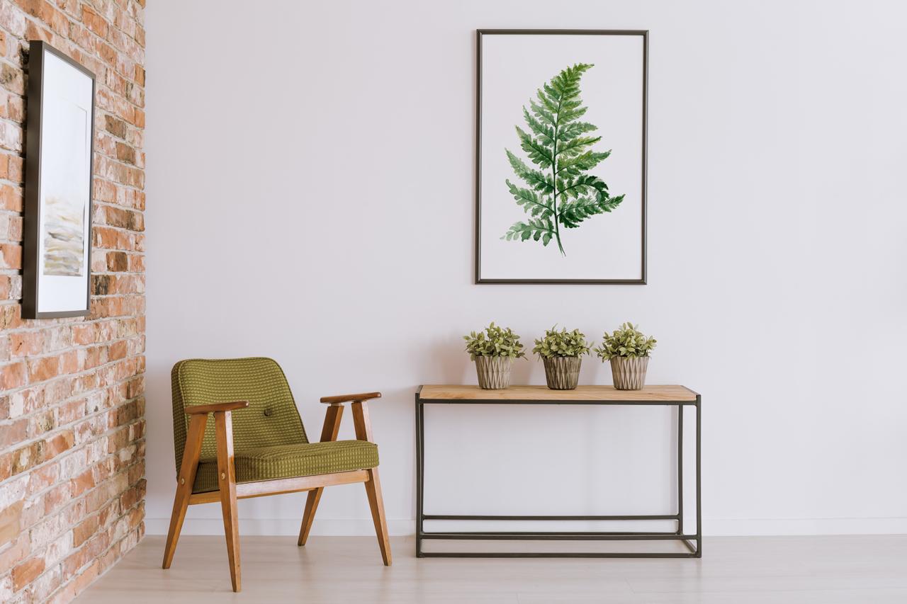 poster botanique