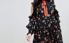 robe fleurie grande taille