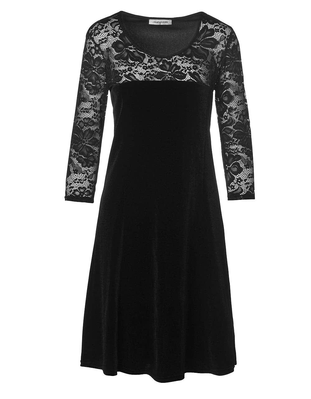 robe-noire-christine-laure
